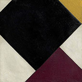 Contra Composition XX By Theo van Doesburg