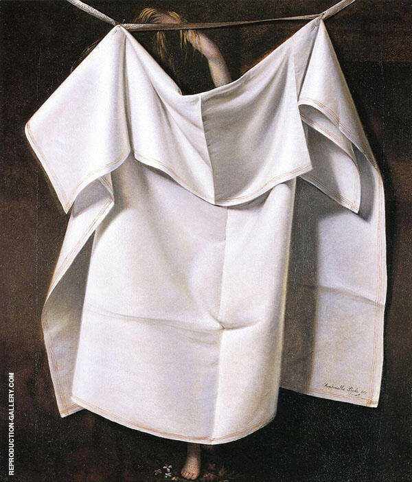 Venus Rising from The Sea Deception or after The Bath by Raphaelle Peale | Oil Painting Reproduction Replica On Canvas - Reproduction Gallery