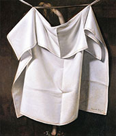 Venus Rising from The Sea Deception or after The Bath By Raphaelle Peale