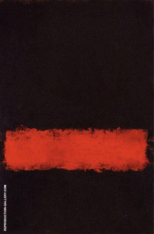 Special Commission VM1121 by Mark Rothko (Inspired By)   Oil Painting Reproduction Replica On Canvas - Reproduction Gallery