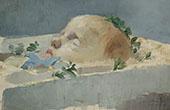 Dead Boy in a Coffin By Jan Preisler