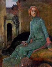 Fairy Tale 1902 By Jan Preisler