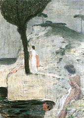 Women on The Seashore By Jan Preisler