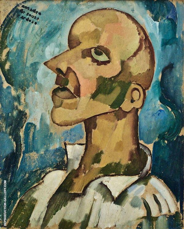 The Poor Fool c1914 By Amadeo de Souza Cardoso
