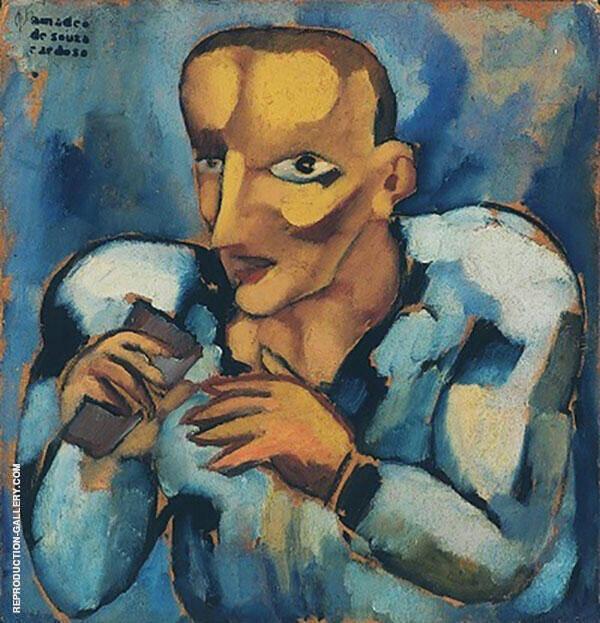 The Rat c1915 By Amadeo de Souza Cardoso