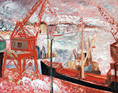 Lastangare Stadsgarden By Sigrid Hjerten