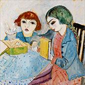 The Cousins By Sigrid Hjerten