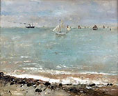 Le Havre 1888 By Alfred Stevens