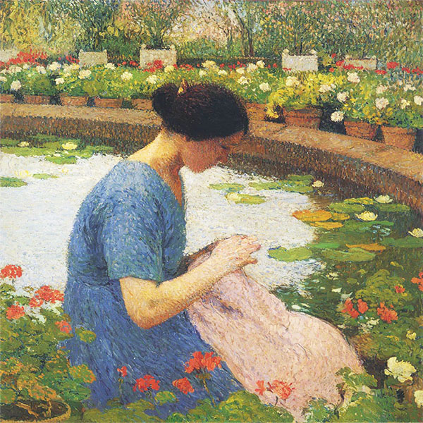 Oil Painting Reproductions of Henri Jean Guillaume Martin