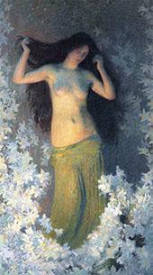 La Beaute By Henri Jean Guillaume Martin