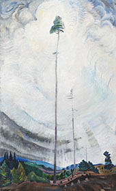 Scorned as Timber Beloved of The Sky 1935 By Emily Carr