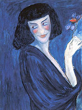 Sacharoff 1909 By Marianne von Werefkin