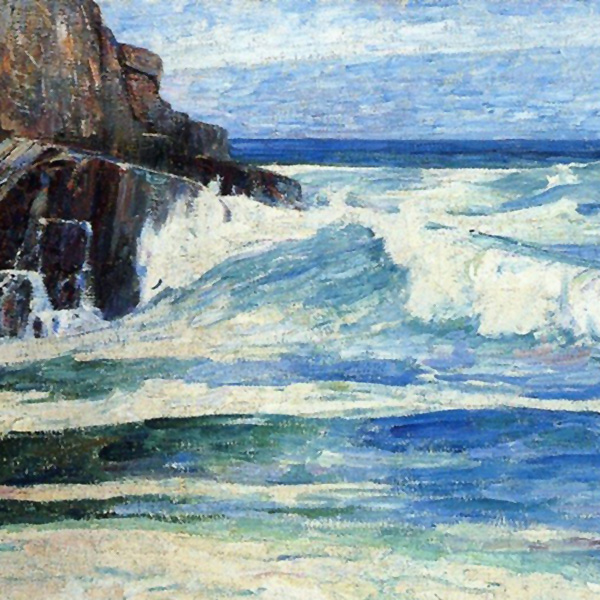 Oil Painting Reproductions of Emil Carlsen