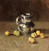 Still Life with Pitcher and Pivar c1927 By Emil Carlsen