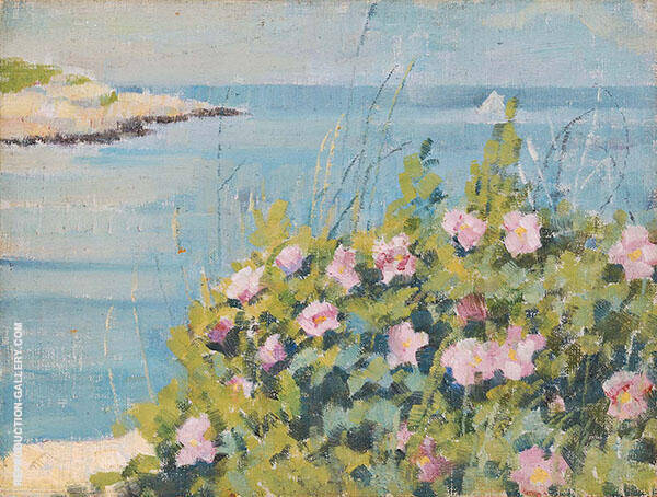 Folly Cove Painting By Philip Leslie Hale - Reproduction Gallery