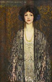 La Donna also known as Mi Velata By Philip Leslie Hale