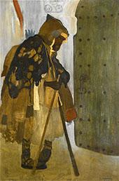 Beggar Algeria By Henri Evenepoel