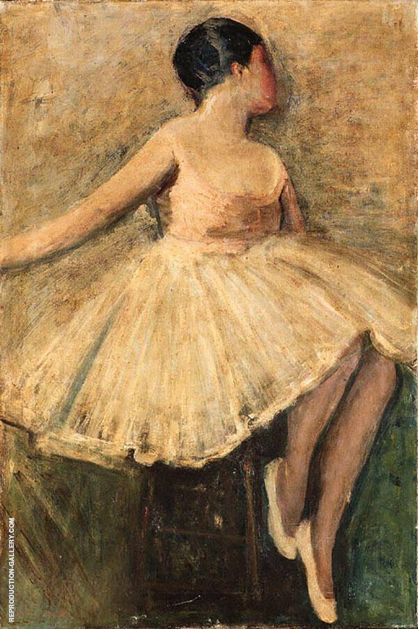 Claudia By Henri Evenepoel