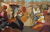 Orange Market Blidah 1898 By Henri Evenepoel