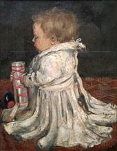 The Baby 1893 By Henri Evenepoel