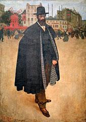 The Spaniard in Paris 1899 By Henri Evenepoel