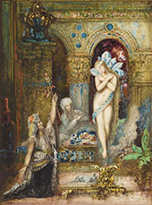 The Fables By Gustave Moreau