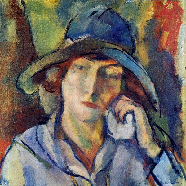 Oil Painting Reproductions of Jules Pascin