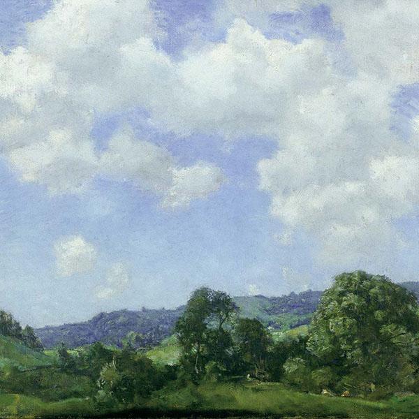 Oil Painting Reproductions of Charles Harold Davis