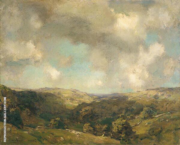 August By Charles Harold Davis