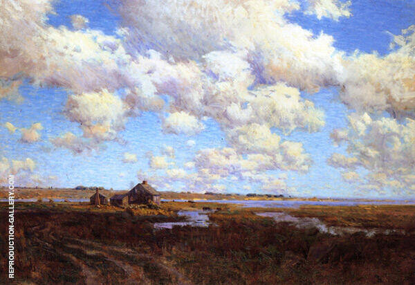 Clearing after a Storm By Charles Harold Davis