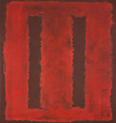 Untitled 1958 By Mark Rothko (Inspired By)