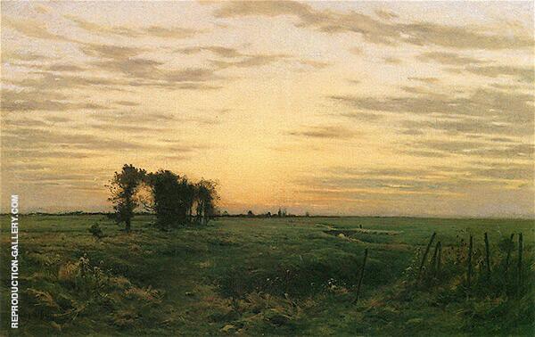 Twilight By Charles Harold Davis