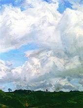 Wind Driven By Charles Harold Davis