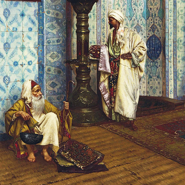 Oil Painting Reproductions of Rudolf Ernst