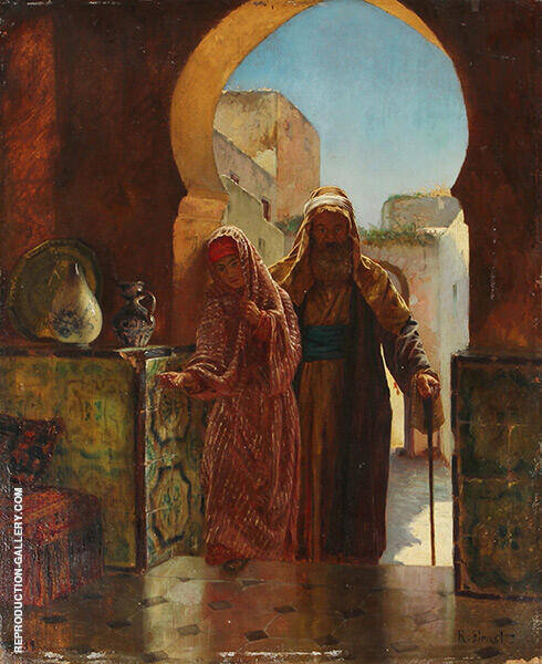 Homecoming By Rudolf Ernst