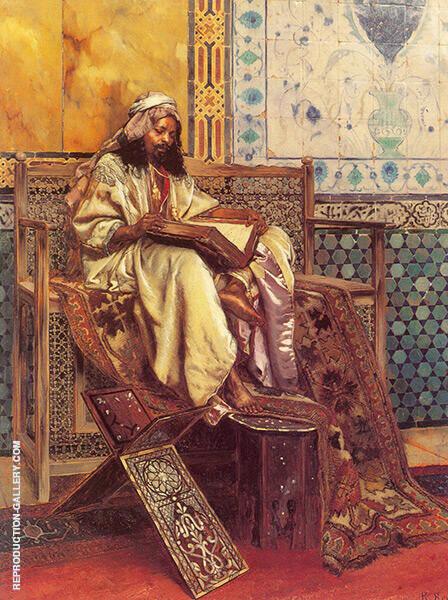 Reading The Quran By Rudolf Ernst