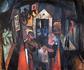 Malpertuus 1920 By Frits Van Den Berghe