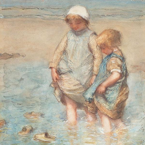 Oil Painting Reproductions of Bernardus Johannes Blommers