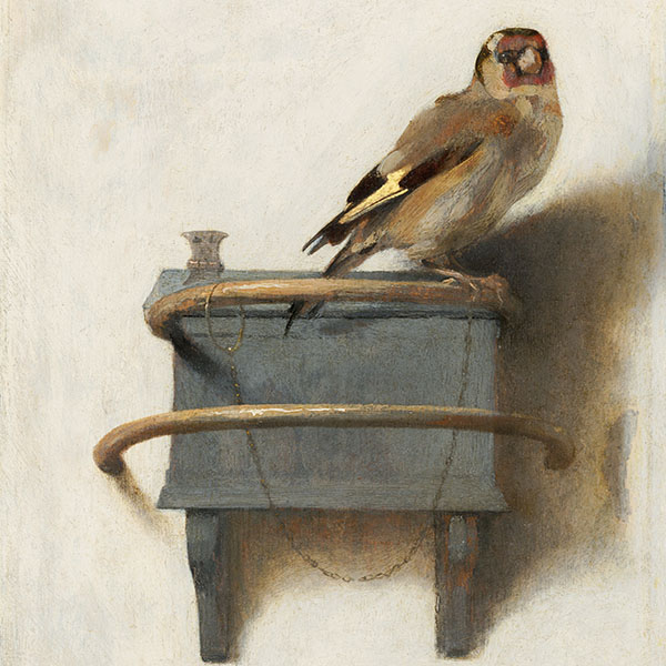 Oil Painting Reproductions of Carel Fabritius