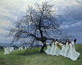 A Song of Spring 1913 By Maximillian Lenz