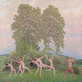 The Dance of The Fawn By Maximillian Lenz