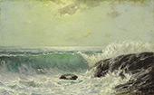 Crashing Surf By Julian Onderdonk