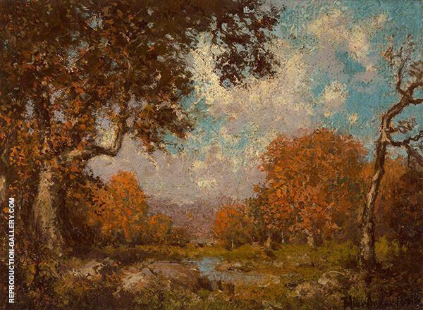 East Coast Autumn By Julian Onderdonk