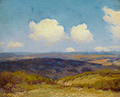 Flying Shadows 1910 By Julian Onderdonk