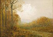 November Afternoon 1909 By Julian Onderdonk