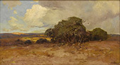 Texas Dry Country By Julian Onderdonk