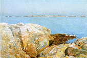 Duck Island,Isle of Shoals 1906 By Childe Hassam