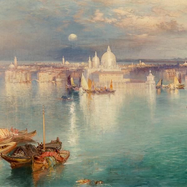 Oil Painting Reproductions of Thomas Moran