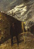 Le Vieillard By Leon Pourtau