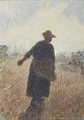 The Sower By Leon Pourtau